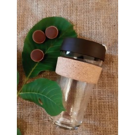 KeepCup Brew LE Cork Almond L (454 ml)